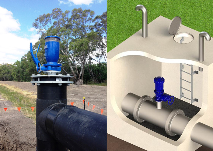 How to Select the Correct Air Valve For Water Transfer