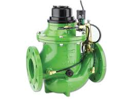 Irrigation IR-910 Solenoid valve (40-250mm) with optional BE electronic register
