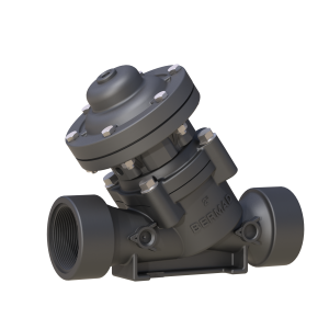 Irrigation 100-DC Series Double chamber control valve