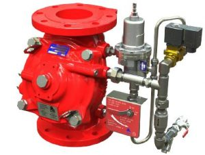 FP 400Y-2DC  Electric Pressure Control On-Off Deluge Valve