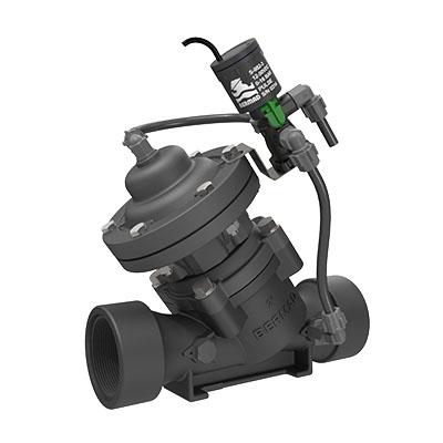 Irrigation IR-110-DC-X  Double Chamber 100 series solenoid valve