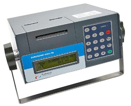 Euromag Eurosonic 2000 PB Ultrasonic Flowmeter