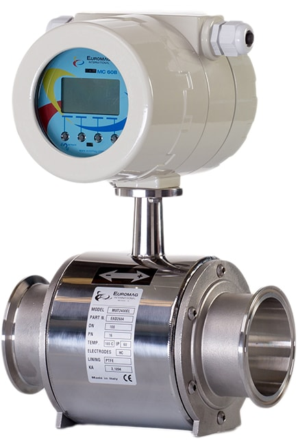Sanitary Magflow Meters
