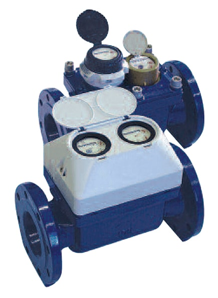 Sensus MeiTwin Compound Water Meter