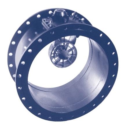 Sensus WP QF Turbine Water Meter