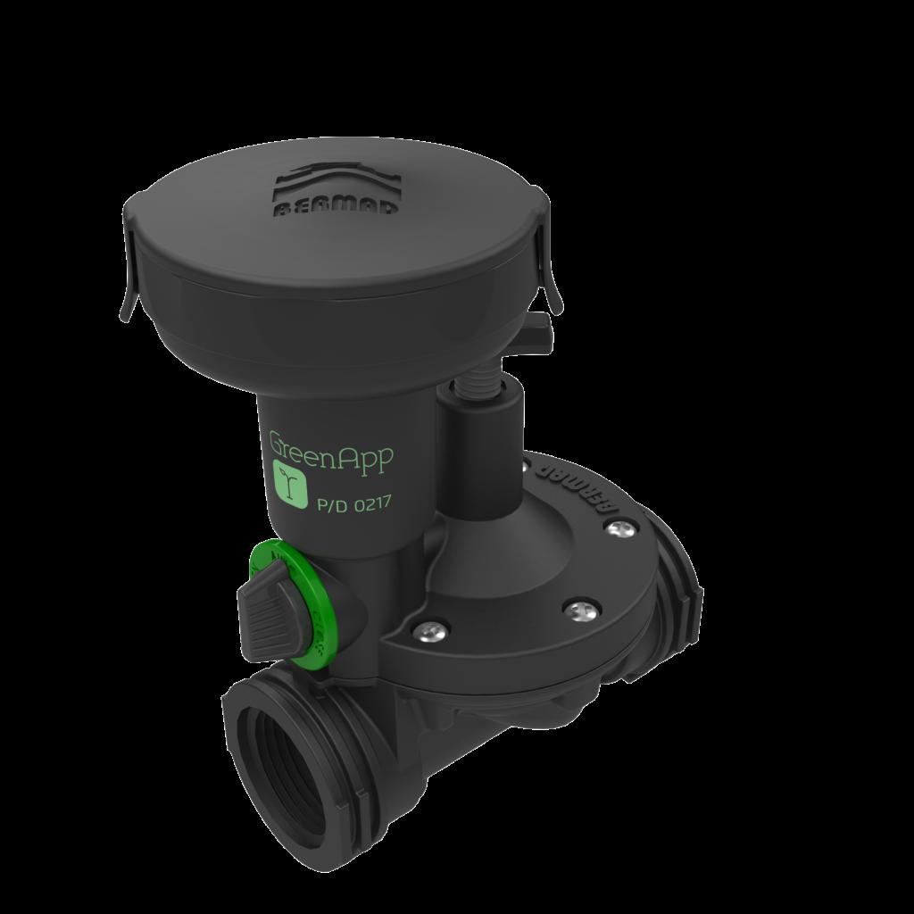 """Smart Bluetooth Irrigation Valve """"GreenApp"""""""