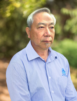 A head-shot photo of Charlie Chow, The New South Wales / Australian Capital Territory State Manager at BWT.