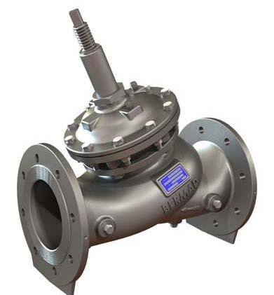 MN-700-M  Manual globe valve