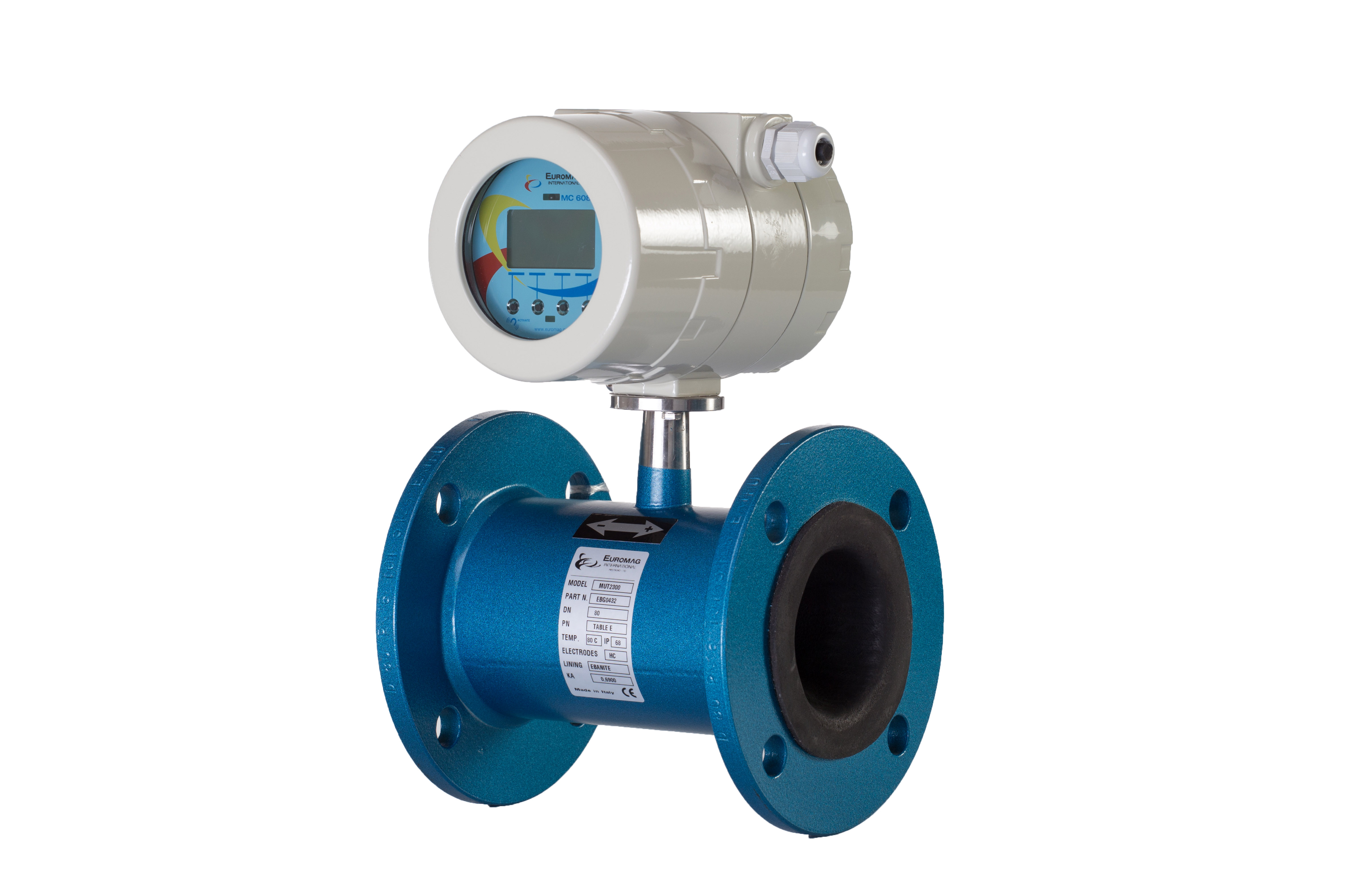 Magflow Meters - Electro Magnetic Flow Meters Australia - Bermad