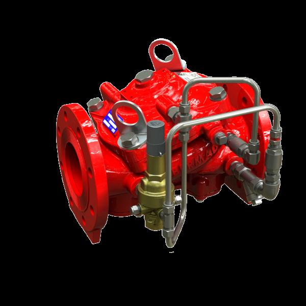 FP42T-20 Pressure Reducing  & Non Return Valve