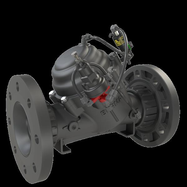 Pressure Sustaining valve (for filters) IR-130-59-3W-X