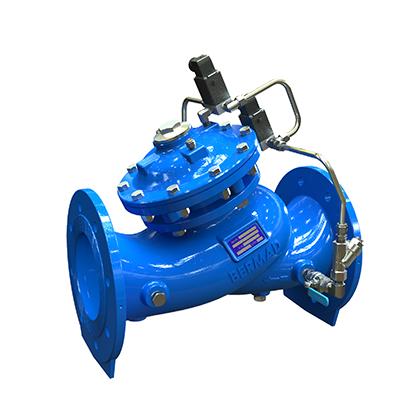 WW710-B Sigma EN ES Powered opening solenoid valve AS5081 , WaterMark