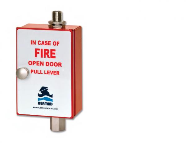 Manual Emergency Release Model D